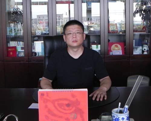 浙江宏昌制革有限公司(下称宏昌制革)董事长黄健