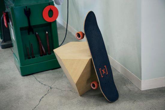 中的悬浮滑板的系统:虽然现有的磁悬浮技术拥有一套稳定结构,可以将在图片