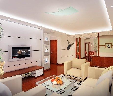 室内装潢设计工作室初期投入:3万元高清图片