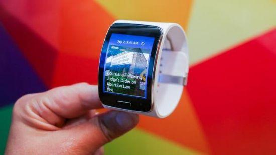 三星下代智能手表接入nfc和移动支付功能 高清图片