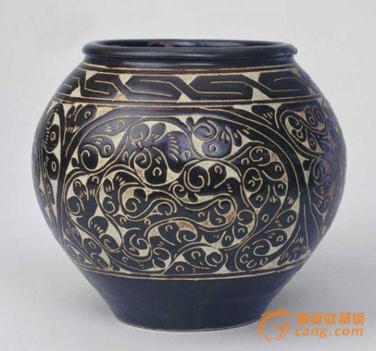 古朴奔放——中国北方剔花瓷器
